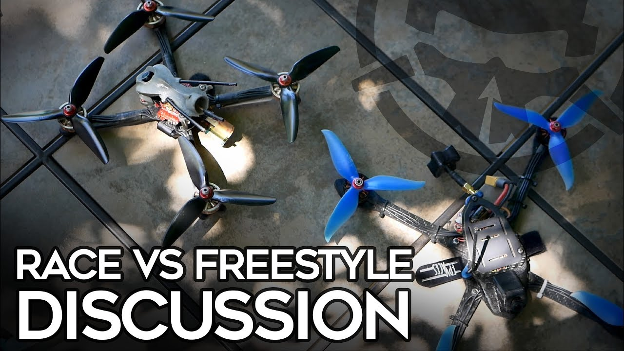 Race vs Freestyle Builds: Discussion