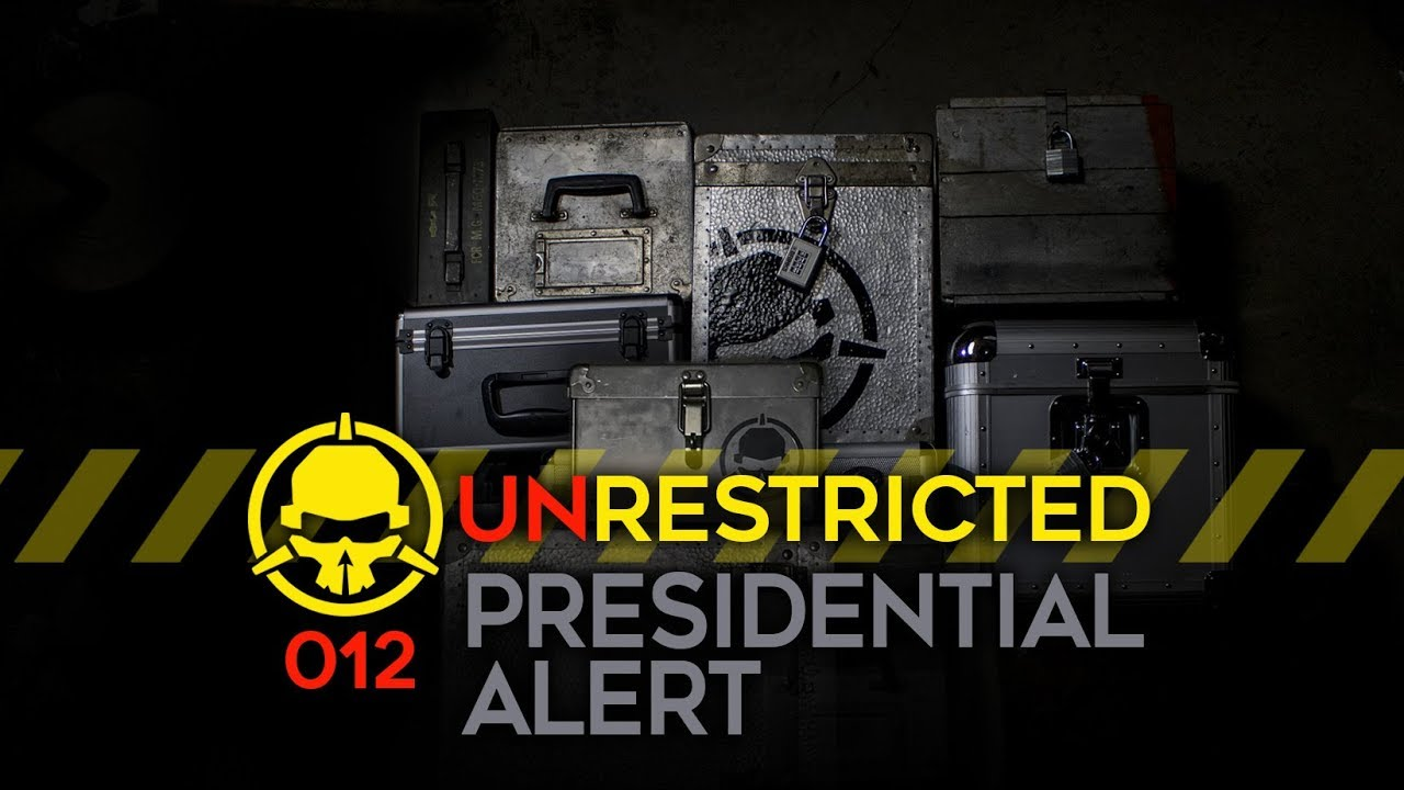 Unrestricted Podcast Ep012 – Drew's President, and Matty's Back Again!