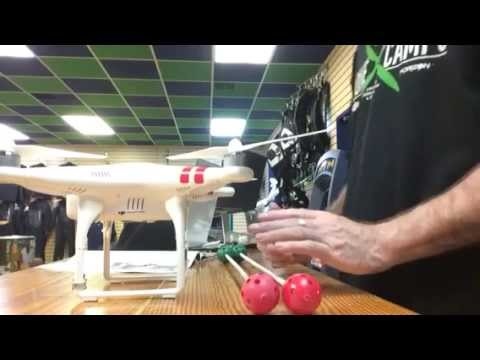 Avoid the dreaded Phantom 2 tip over! – by DRONE CAMPS RC