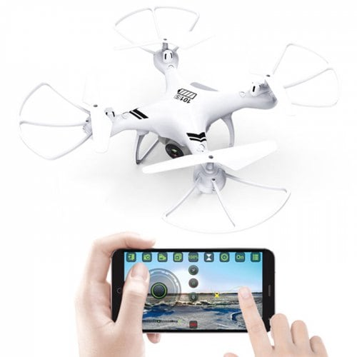 KY101S RC Drone Altitude Hold Headless Mode One Key Return Takeoff Landing Flip Quadcopter