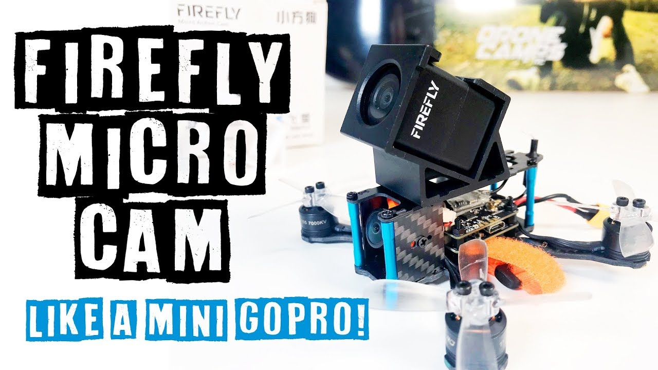 Hawkeye Firefly Micro Cam – ONLY 14G and $26 – GAME CHANGER – FULL REVIEW