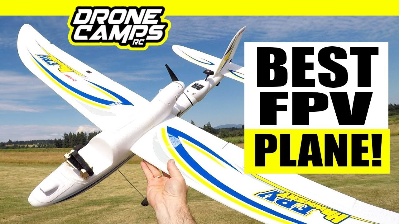 BEST FPV PLANE? – DYNAM Hawksky FPV Plane – Honest Review & Flights