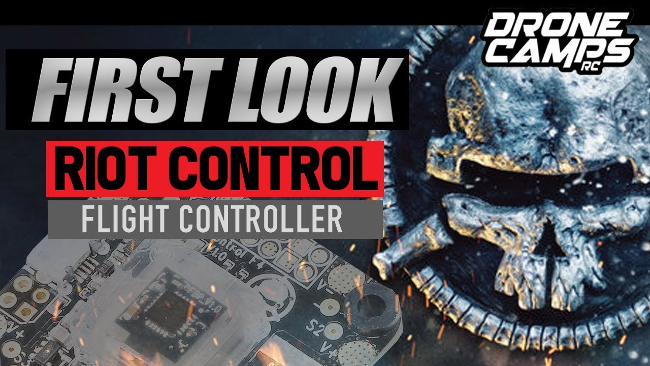 Rotor Riot – Riot Control Flight Controller – FIRST LOOK & REVIEW