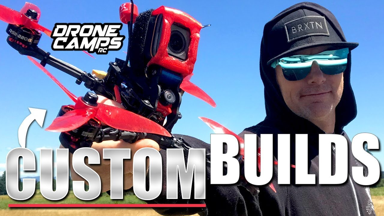 CUSTOM BUILDS – YOUR FIRST RACE QUAD build featuring the EMAX Magnum Mini 2