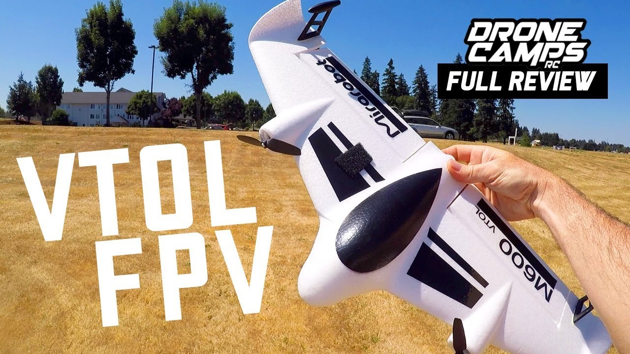 Mirarobot M600 VTOL FPV PLANE – FULL REVIEW