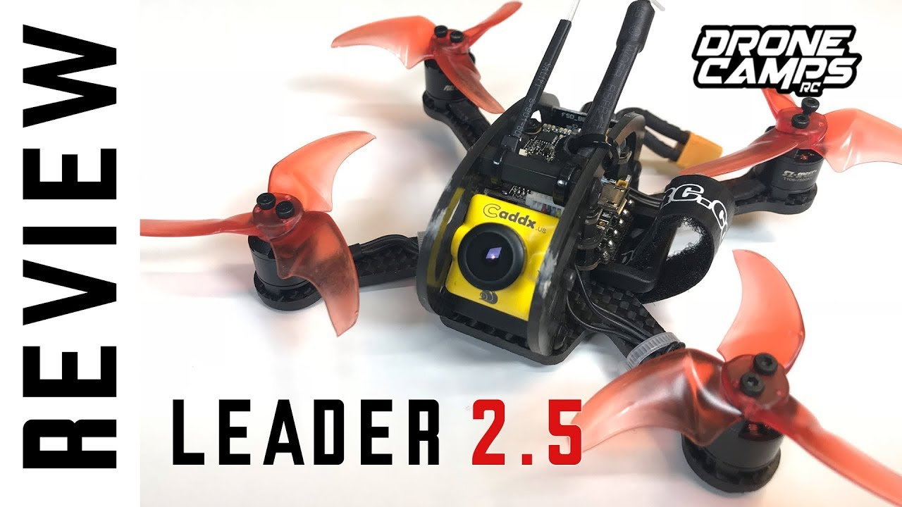 Babyhawk R Competitor! – LEADER 2.5 – Crazy LIT on 3S! – Honest Review