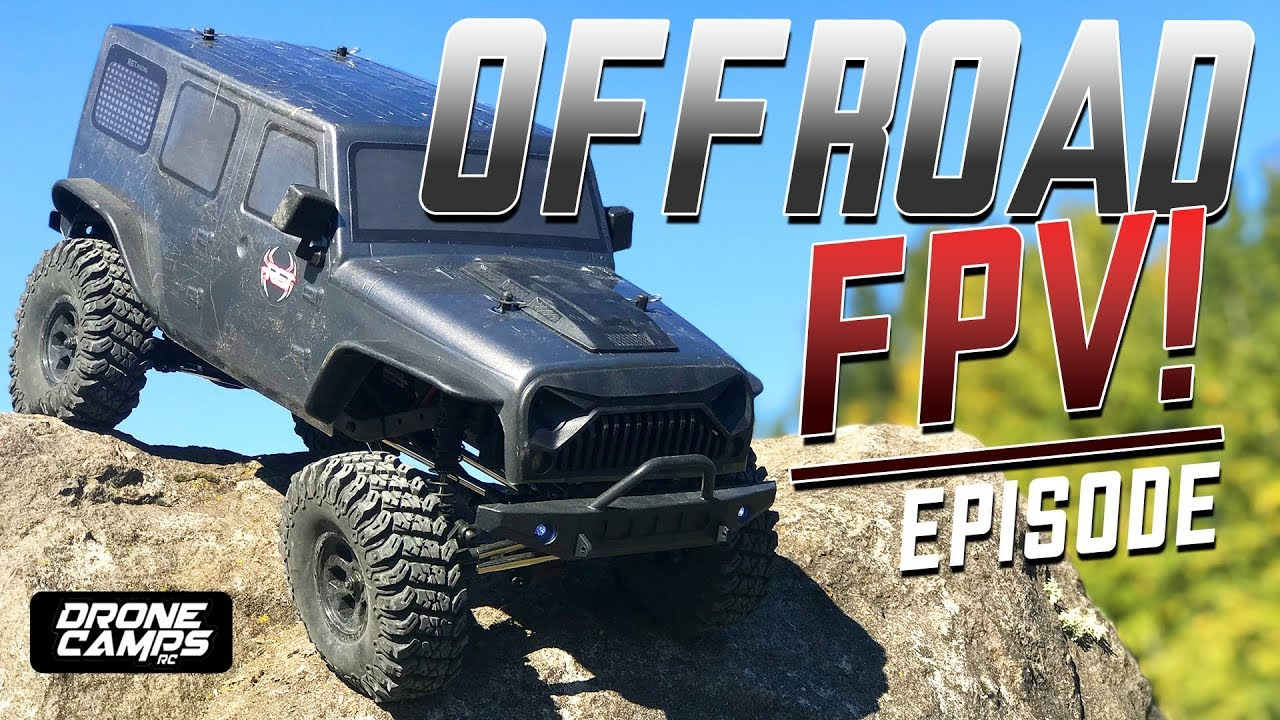RGT RC EX86100 – OFFROAD 4X4 FPV! – Waterproof Jeep Episode & Full Review