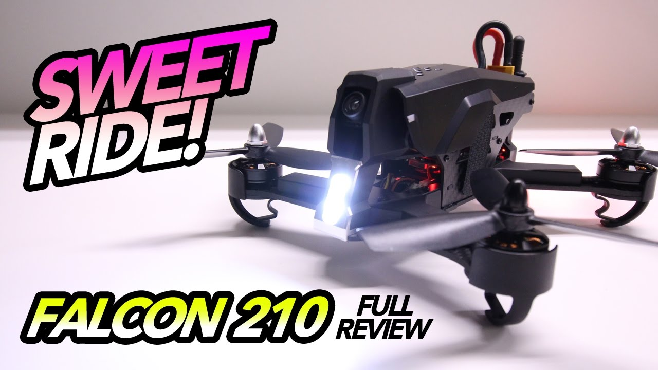 TOVSTO Falcon 210 – SWEET RIDE! – Review & Flight Test