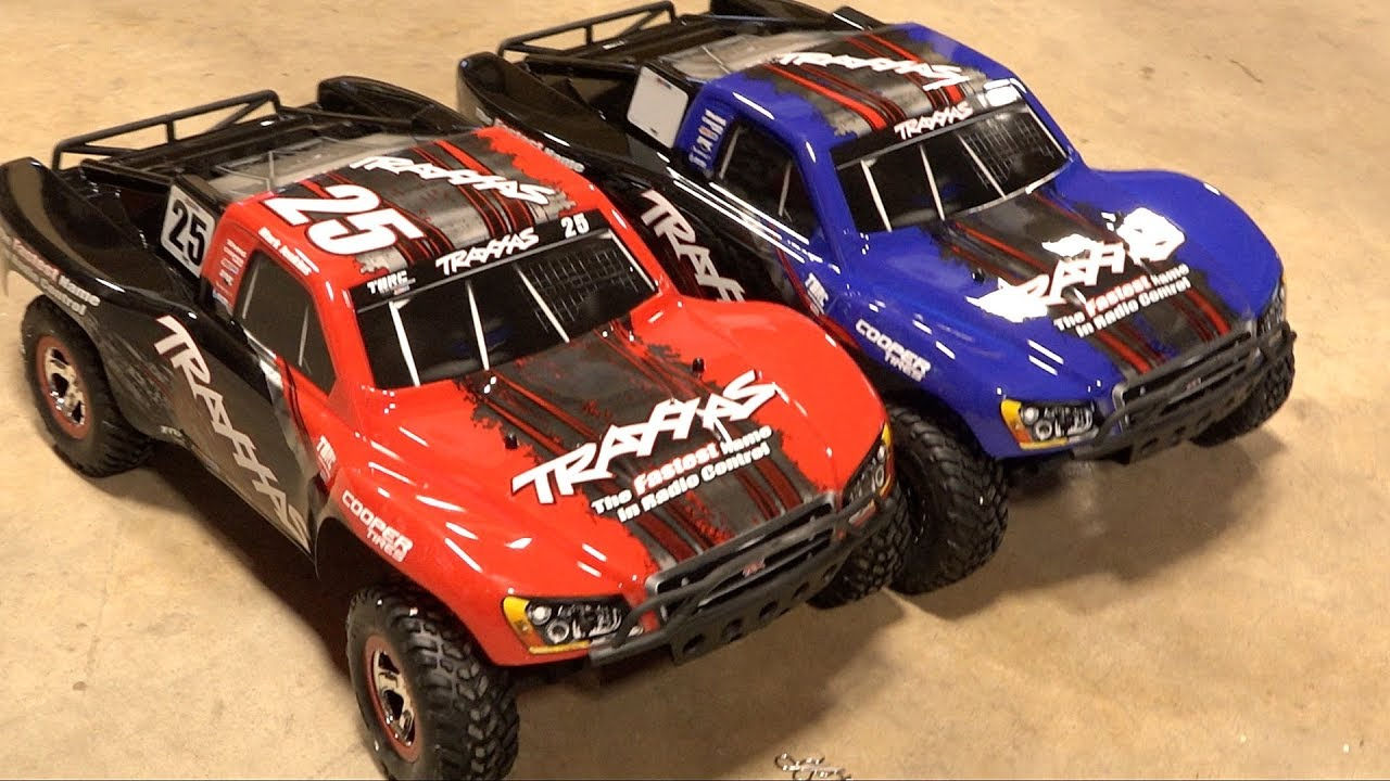 NEW DRiVER MOE gets his FiRST TRAXXAS SLASH – Unbox & USE! | RC ADVENTURES