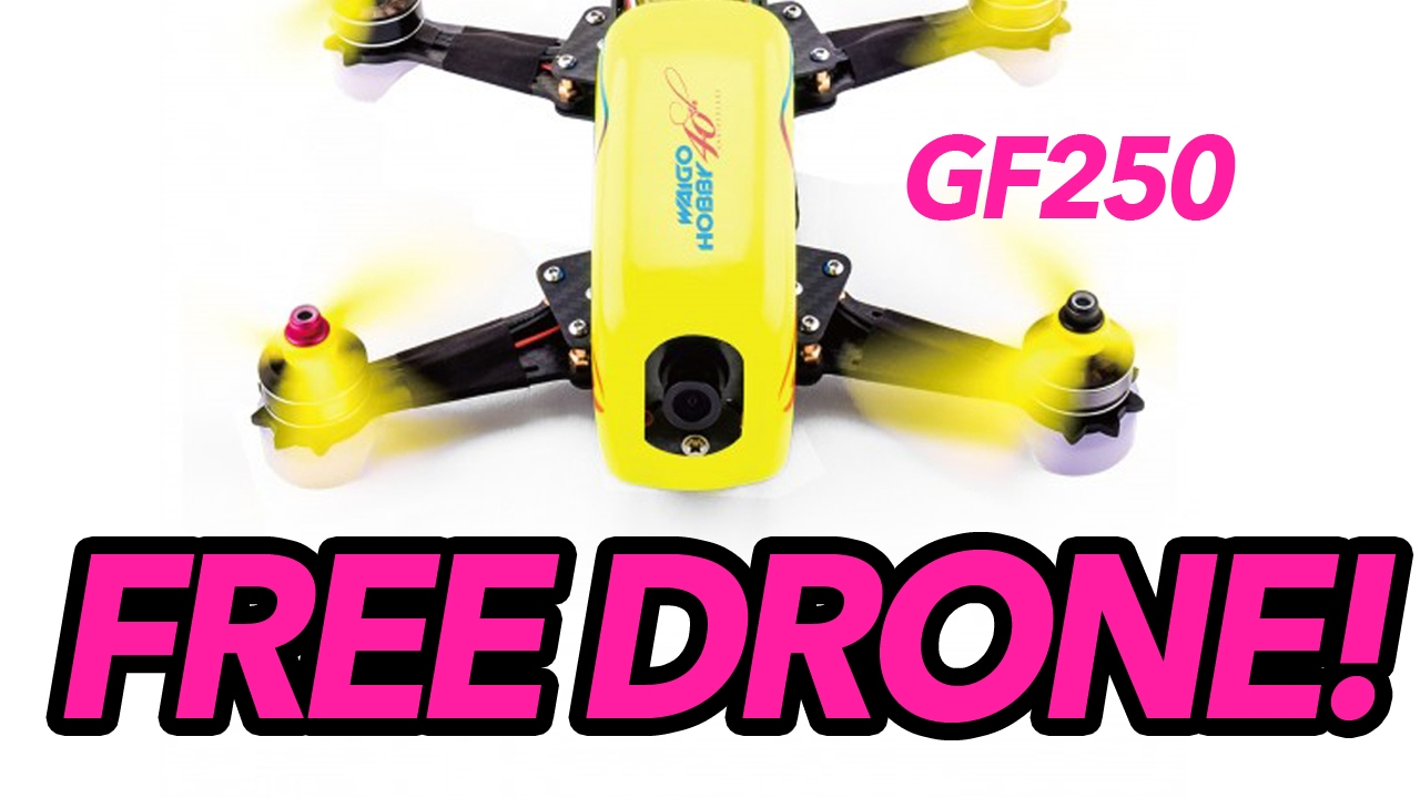 FREE DRONE
