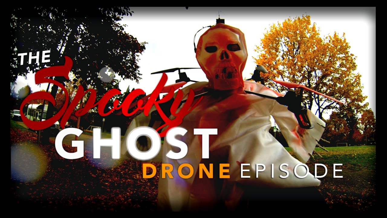 RTF Spooky Ghost Drone – Park Flight, 1031 Skull Rc Quadcopter Review