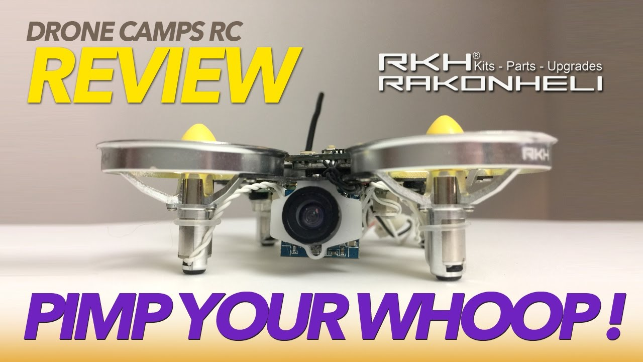 UPGRADE ALERT – $39 Inductrix FPV Pimp Kits by Rakon Heli