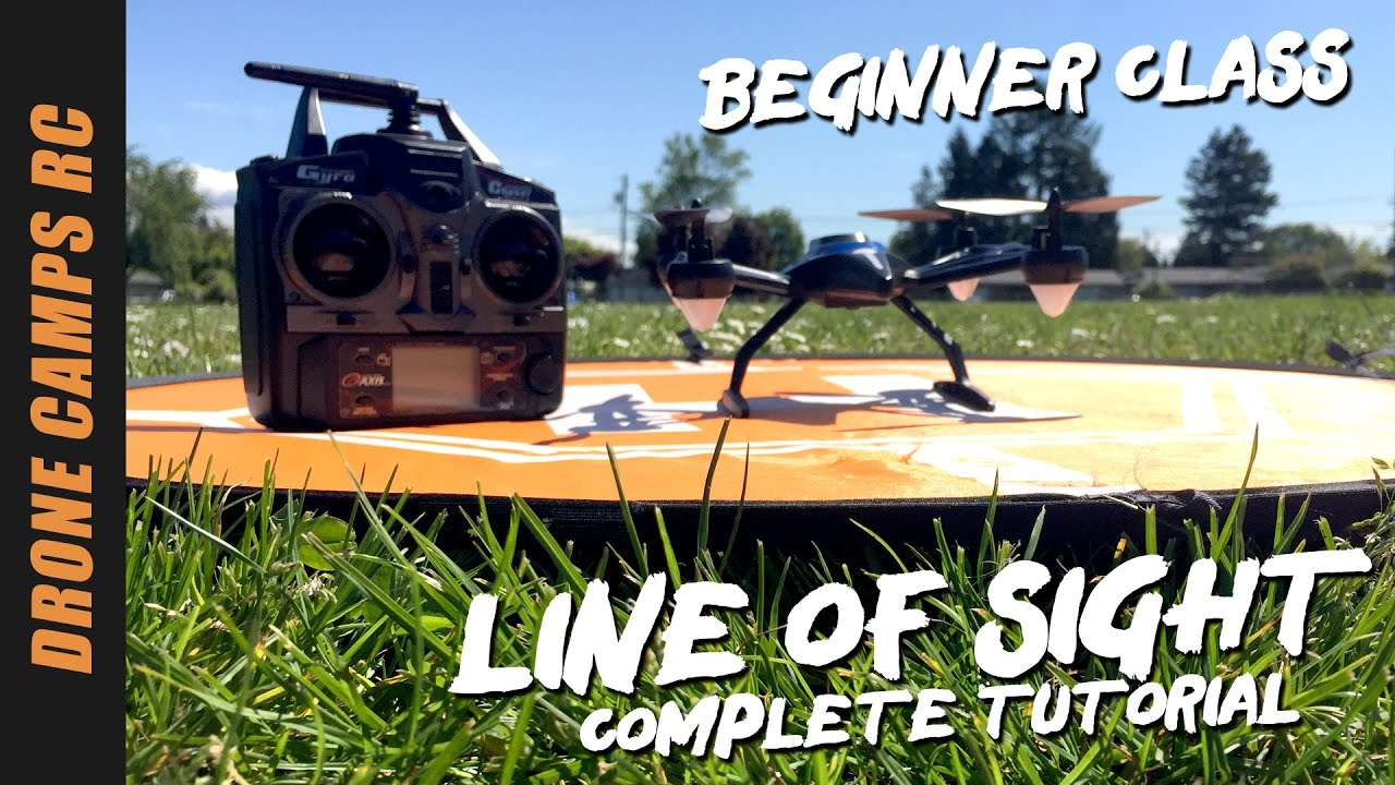 How to fly a Drone – A to Z Beginners Course