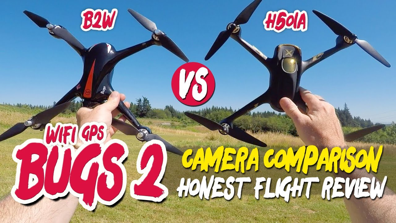 MJX Bugs 2 B2W – HONEST REVIEW & COMPARISON to H501A