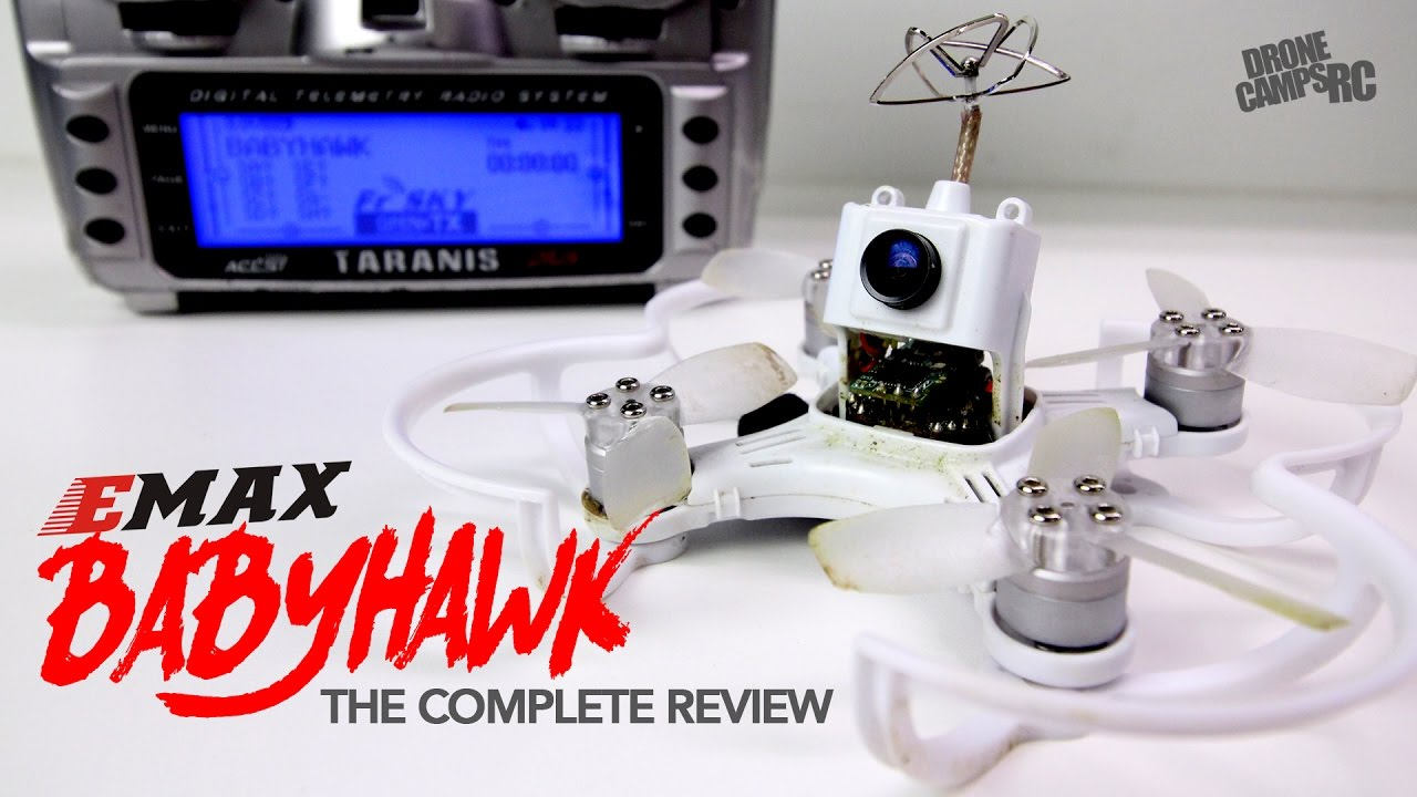 Emax Babyhawk Fpv Racer – The Complete Review