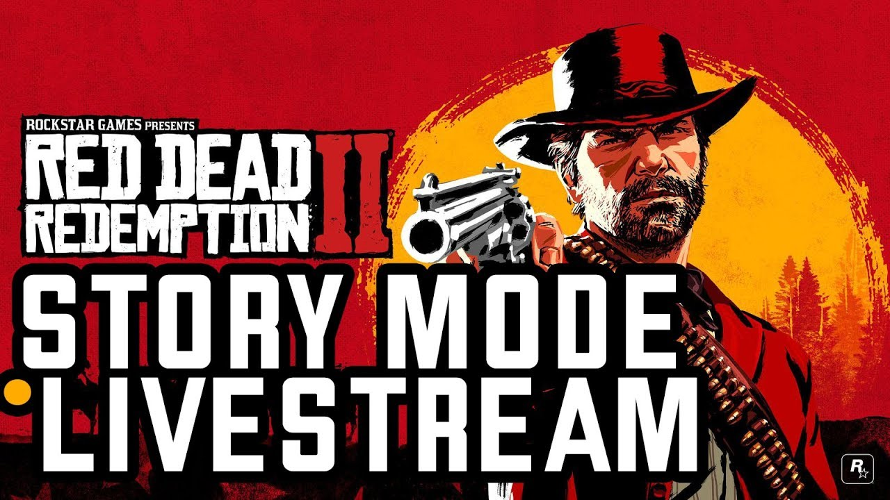 RED DEAD REDEMPTION 2 – ? LIVE STREAM – OPENING SCENES & MISSIONS