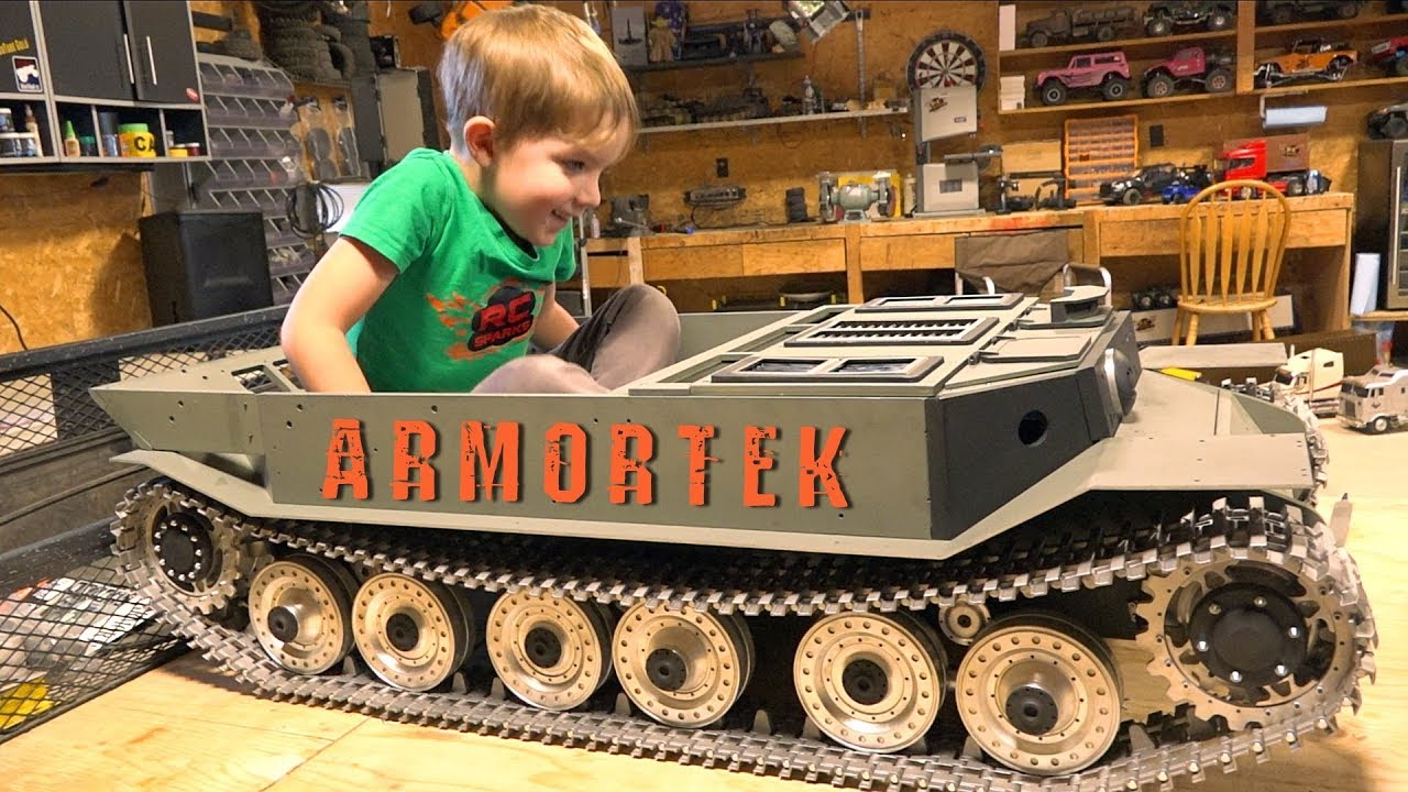 "ARMORTEK ELEFANT: 1/6 Scale METAL TANK BUILD ""Tanks for 10 Years"" TIGER (P) PT 6 