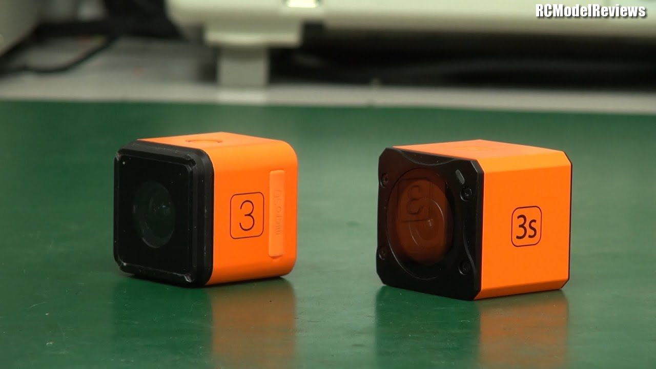 Runcam 3s –  new verus old.  (the good, the bad and the ugly)