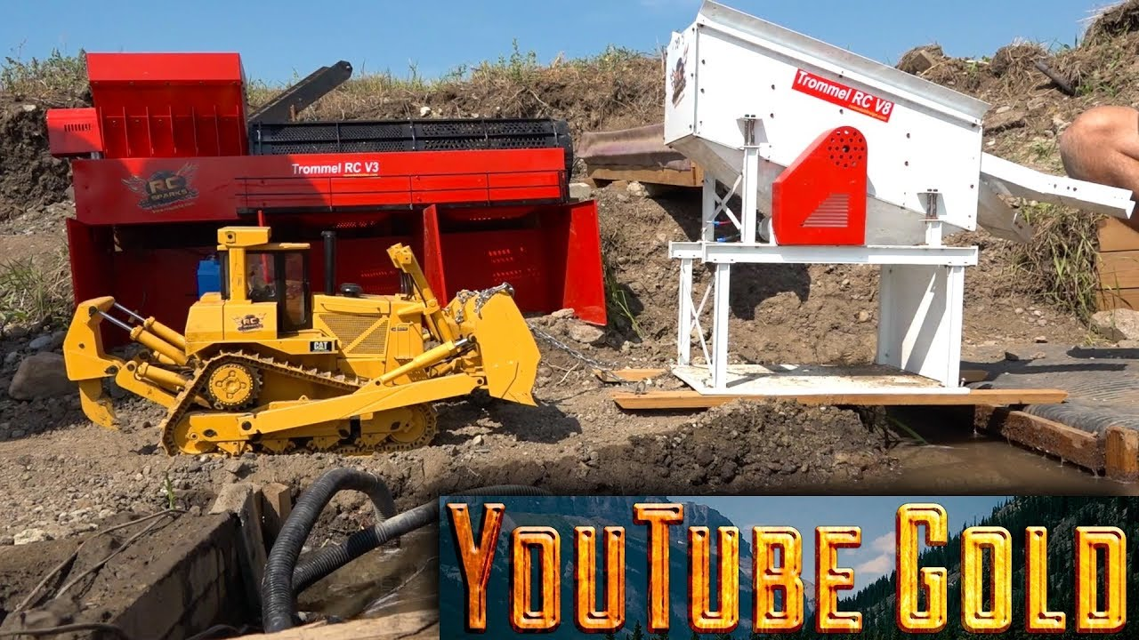 YouTube GOLD – Eps. 12 WHEEL OF FORTUNE: How To Hypnotize a GOLD MiNER | RC ADVENTURES