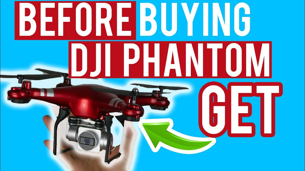 $50 DJI Phantom copy – learn to fly with Magic Speed x52(review)