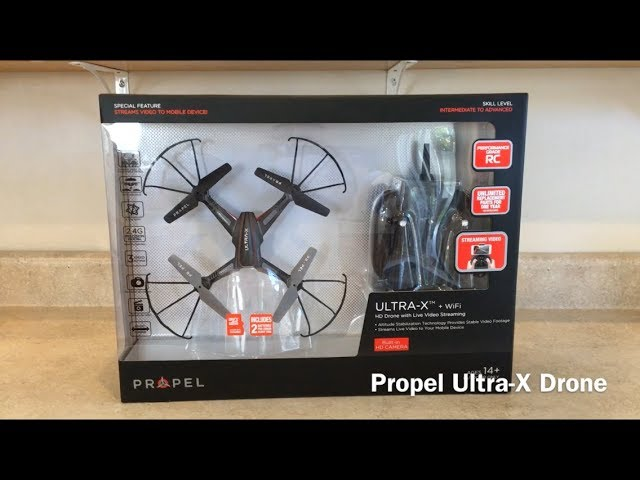 Propel Ultra-X Drone Review