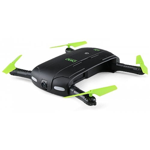 DHD D5 Mini Foldable RC Pocket Quadcopter – BNF