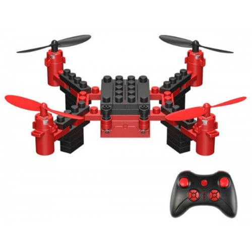 DIY Building Blocks Mini Four-axis Drone