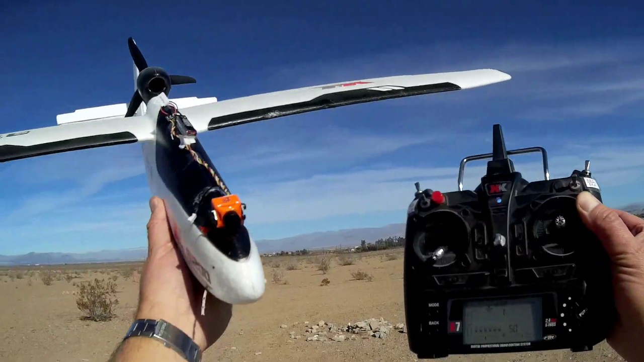 FXT T82 FPV Camera and FX868T Transmitter Bundle Flight Test Review
