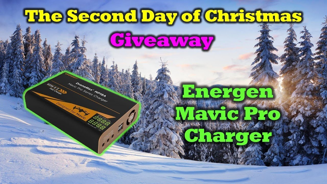 Day 2 – 12 Days of Drone Valley Christmas Giveaways
