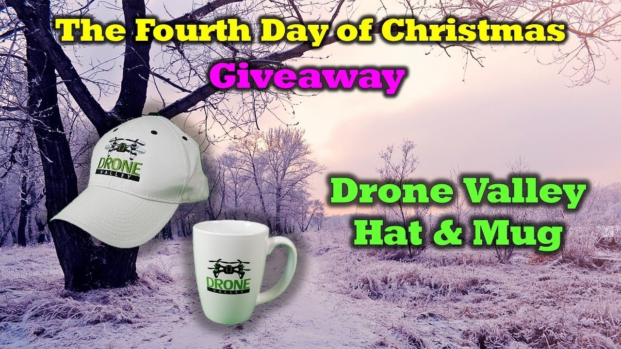 Drone Valley Goodies –  Day 4 of the 12 Days of Drone Valley Christmas Giveaways