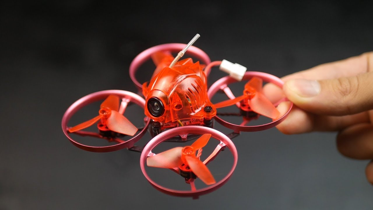 Happymodel Snapper 7 review- Best brushless tiny whoop drone! 2018