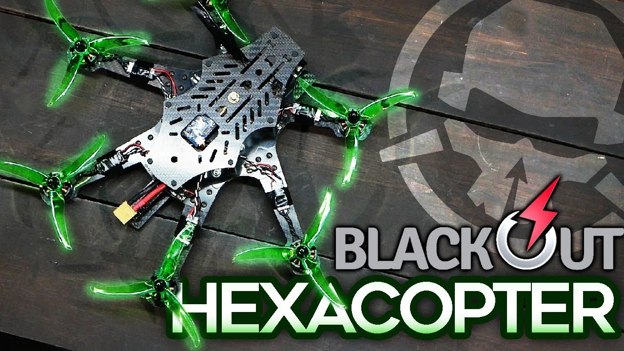 The Hexacopter – Butter Smooth?