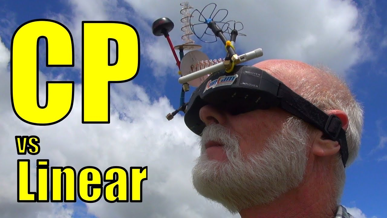 FPV:  do linear antennas really suck?