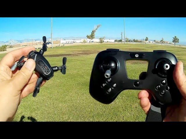 Realacc R11 5.8Ghz FPV Drone Flight Test Review