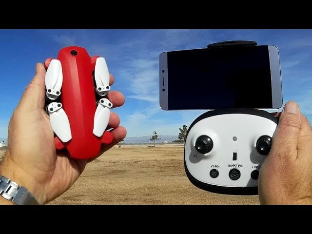 Simtoo XT175 Fairy Brushless GPS FPV Camera Drone Android Update Review