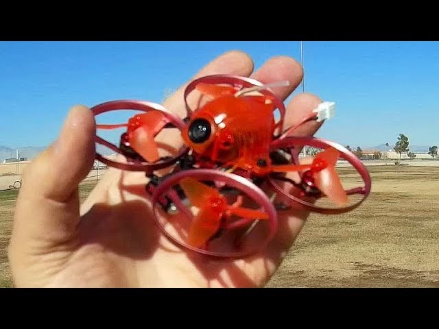 Happymodel Snapper 7 New Version Brushless Micro FPV Racer Flight Test Review