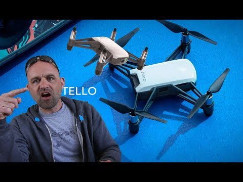 NEW DJI/Ryze Tello drone review- best drone of 2018?? – Drone Review