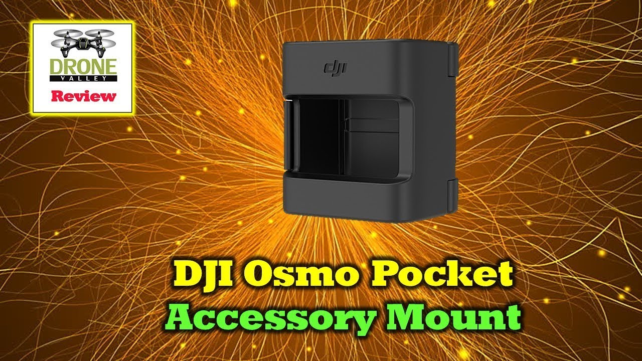 Osmo Pocket Accessory Mount – Everything You'll Want To Know