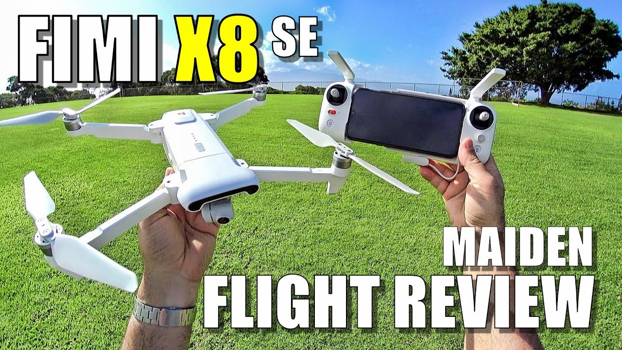 Xiaomi FIMI X8 SE Maiden Flight Test Review – [Lots of Pros & Lots of Cons]