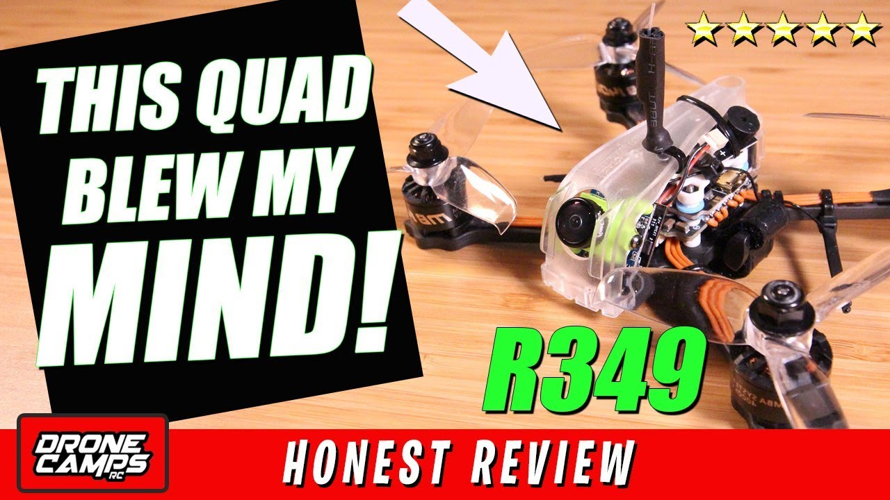 THIS QUAD BLEW MY MIND! – Diatone 2019 GT R349 – Honest Review & Flight Tests