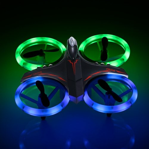 GS – XXD158 – YW Light Propeller Protection RC Drone