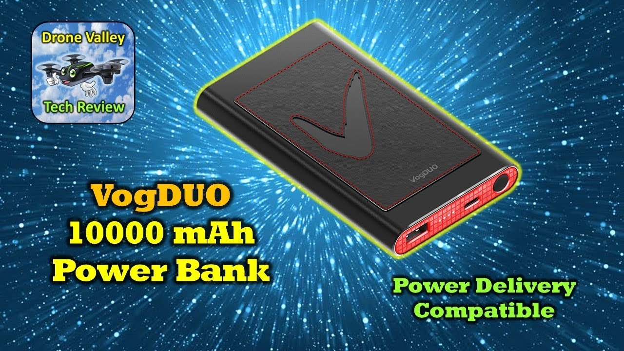 VogDuo PowerGo – One Power Bank To Charge Everything!