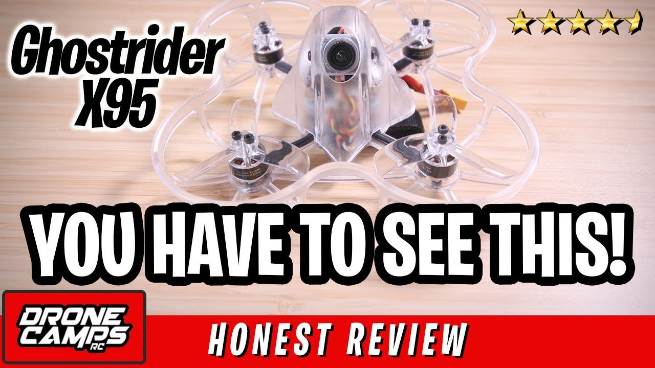 YOU HAVE TO SEE THIS! – Skystars Ghostrider X95 3S Whoop – Honest Review & Flights