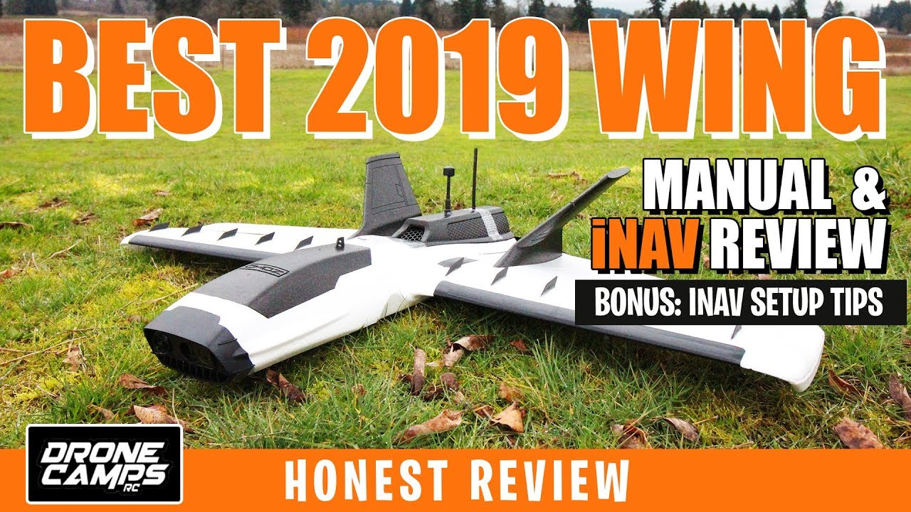 BEST 2019 FPV WING – ZOHD DART XL – FPV, LOS, MANUAL, iNAV – COMPLETE REVIEW