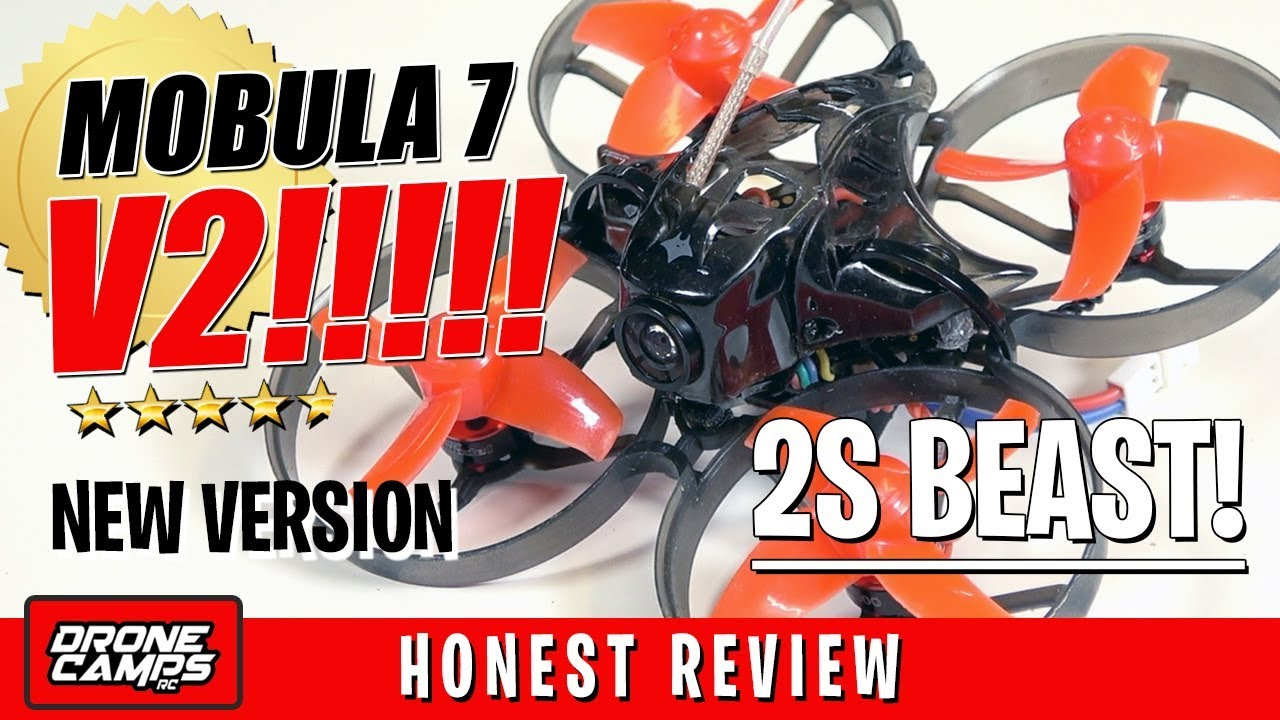 ALMOST TOO GOOD! – MOBULA 7 Version 2 – Review, Flights, PIDs, & Complete Setup