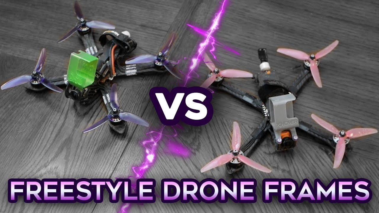 6 Top Freestyle Frames – What Makes a Good Frame?