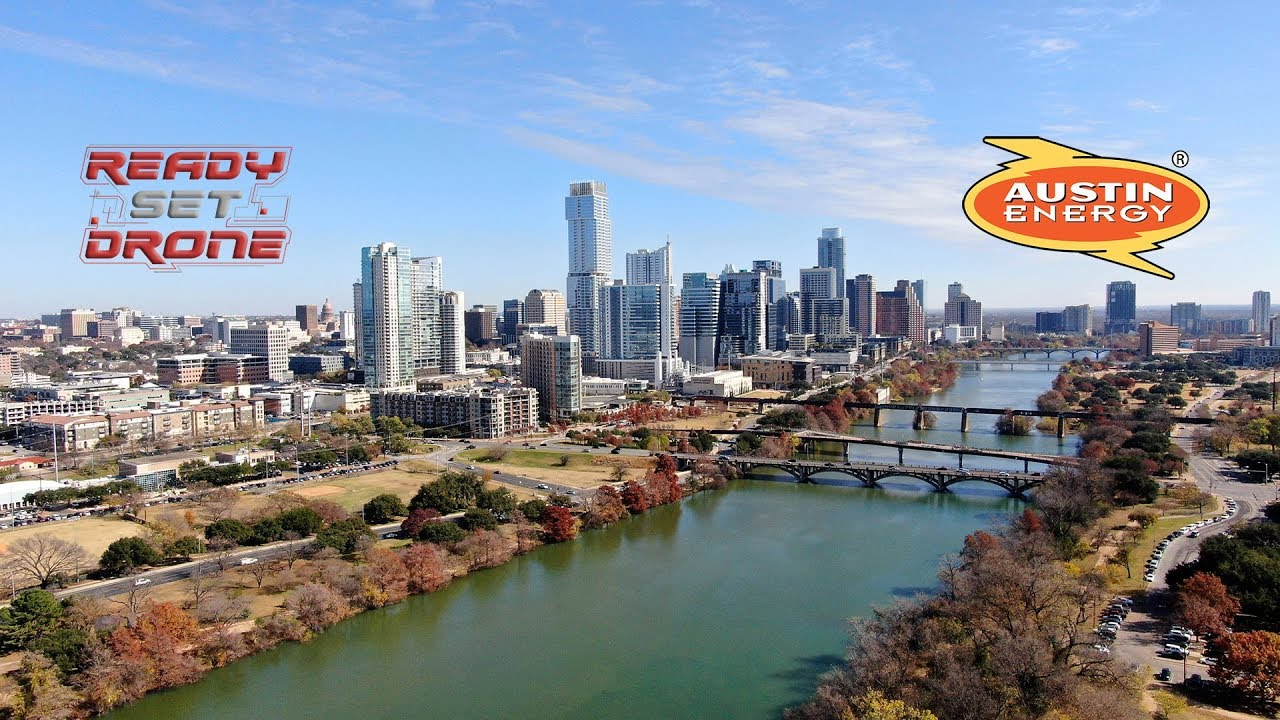 Drone Power – Austin Energy Uses Drones To Keep The Lights On!