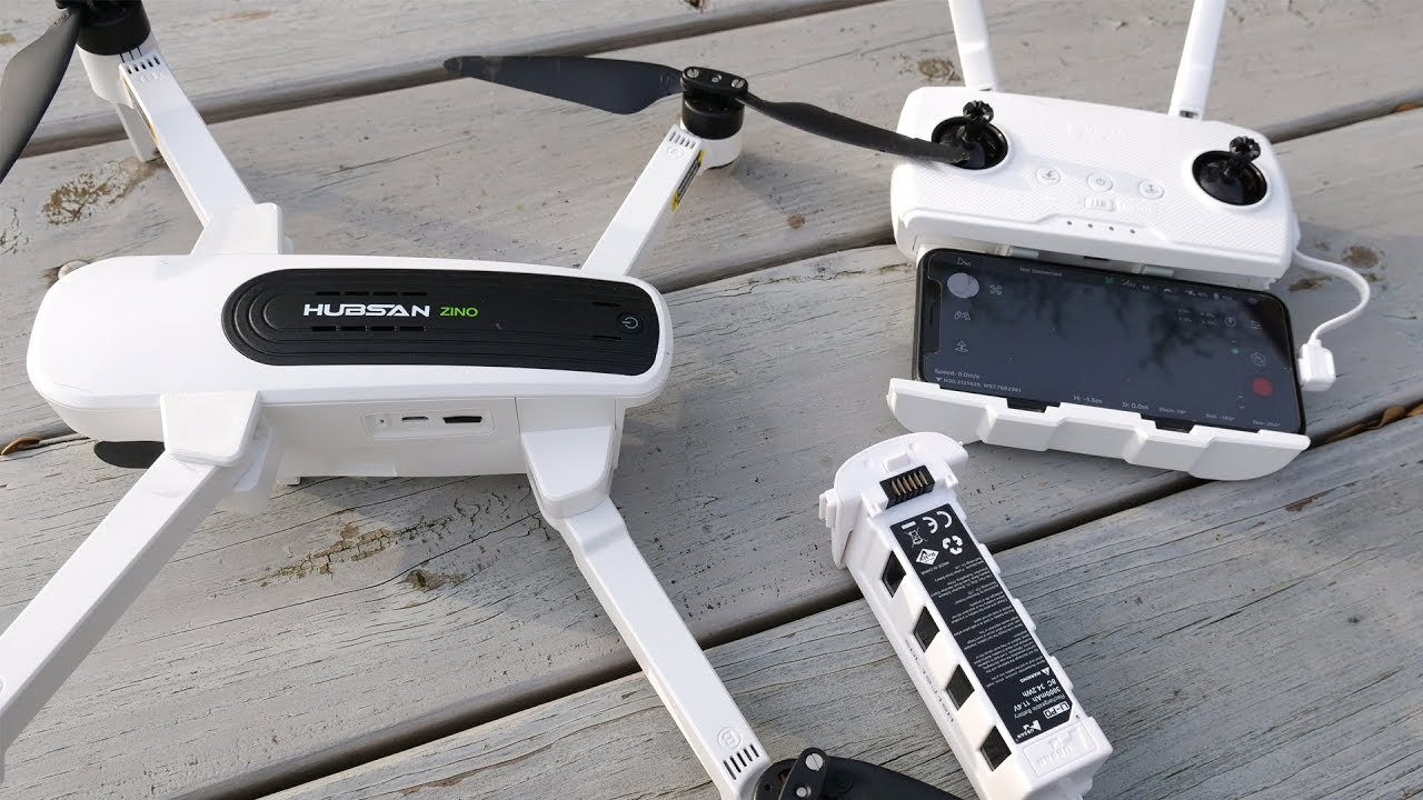 Hubsan Zino Firmware Update – Does It Help Flight Performance?