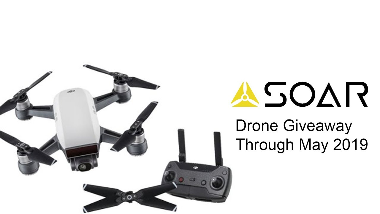 Free Drone – Win a DJI Spark and Make Money With Your Drone Pictures!