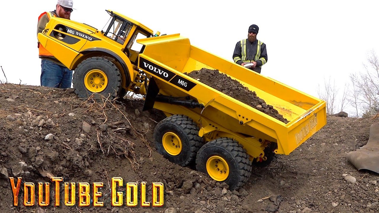 """YouTube GOLD – Mine site Mayhem: the """"Safety"""" Inspector & New Equipment (S2 E3) 